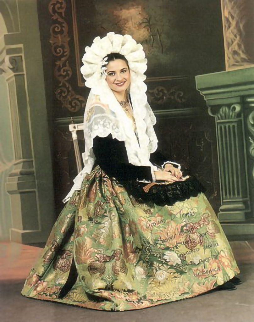 Verónica Pastor Antolínez, Bellesa del Foc de l'any 1994.